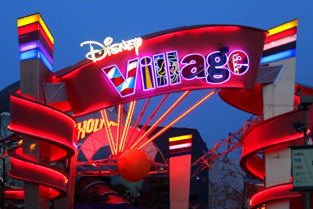 Setor-VIP-Disney-Village-at-Disneyland-Paris